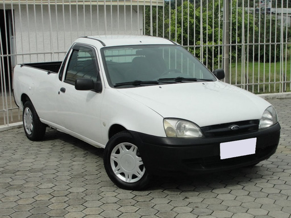 Courier 1.6 Mpi L 8v Gasolina 2p Manual