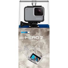 Câmera Gopro Hero 7 White 10mp Full Hd + Wi-fi Go Pro Branca