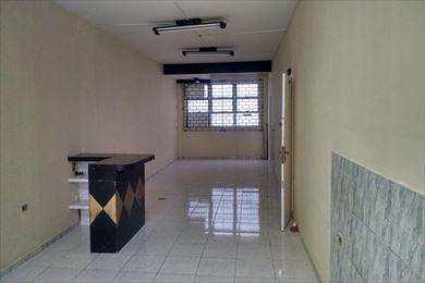 Conjunto Comercial, Centro, Santos - R$ 220.000,00, 74,05m² - Codigo: 5412 - A5412