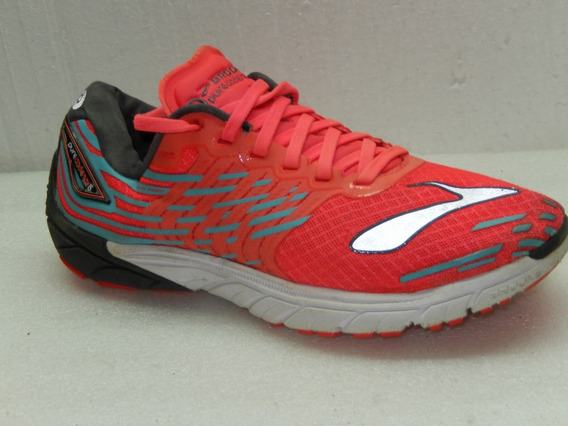 Zapatillas Brooks Pure C.5 Us8.5- Arg39 Impecab All Shoes