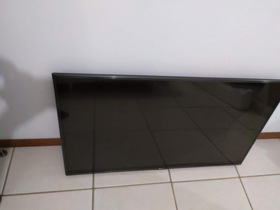 Tv 3d Lg 42lf6500 - Tela Danificada
