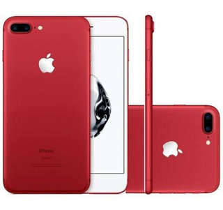 iPhone 7 Plus Red 128gb Anatel Special Edition
