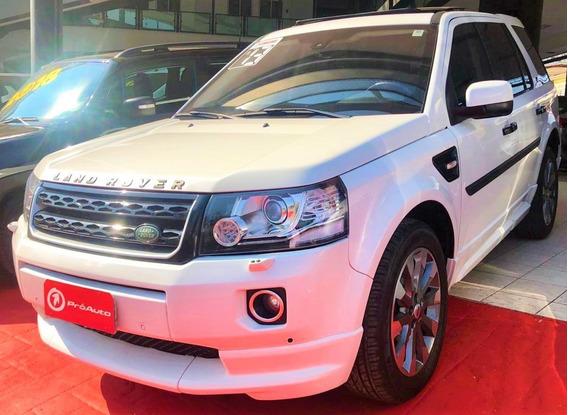 Land Rover Diesel 2013