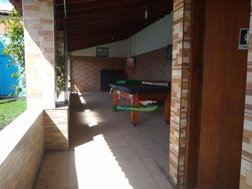Imagem 1 de 26 de Chácara Com 3 Dormitórios À Venda, 4000 M² Por R$ 477.000 - Centro - Biritiba Mirim/sp - Ch0755