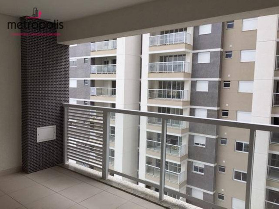 Apartamento Com 3 Dormitórios À Venda, 113 M² Por R$ 950.000,00 - Cerâmica - São Caetano Do Sul/sp - Ap0328
