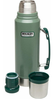 Termo Stanley Hammertone Green 1 Litro Color Verde