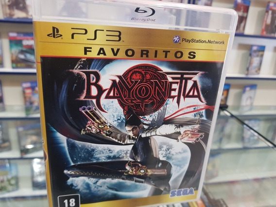 Bayonetta Usado Original Ps3 Midia Física