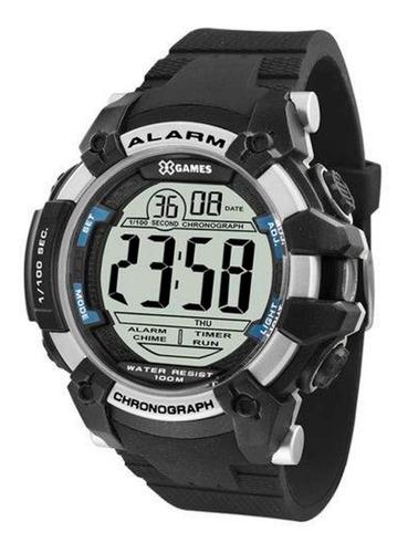 Relógio X Games Digital Masculino Xmppd542 Sport Preto + Nf