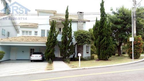 Sobrado Com 3 Dormitórios À Venda, 350 M² Por R$ 1.671.000,00 - Residencial Onze (alphaville) - Santana De Parnaíba/sp - So0649