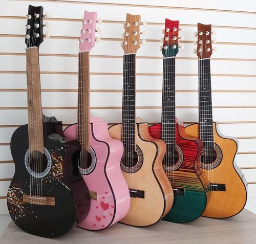 Guitarras Para Niños De 5 A 13 Años De La Mas Alta Calidad.