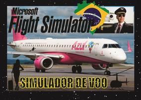 Flight Simulator Fsx Pacote 2019 Aeronaves Cenários C172