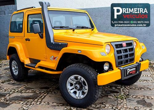Troller T4 3.0 Diesel 4x4 2009/10 Completo 4 Pneus Em 90%