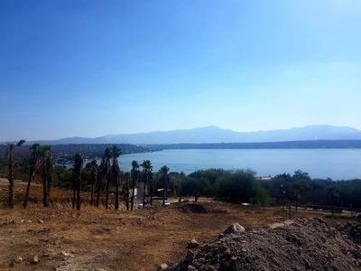 Terreno En Venta Tequesquitengo Morelos Con Vista Al Lago