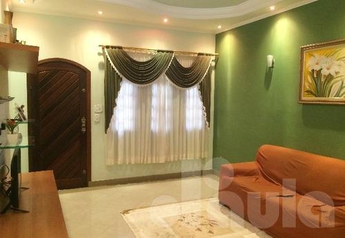 Sobrado 200m² Pq Novo Oratório - Churrasqueira / Jardim  - 1033-8612