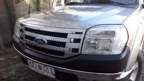 Camioneta Ford Ranger, Diesel, 4x4,full,cuero,barras, Etc.