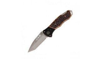 Canivete United Cutlery Tailwind Desoto Brown Bone Handle