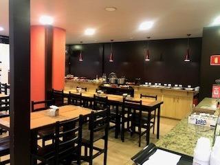 Restaurante Por Quilo Na Região Da Avenida Paulista