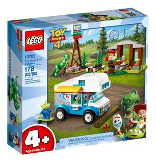 Lego® Toy Story 4: Vacaciones En Autocaravana (10769)