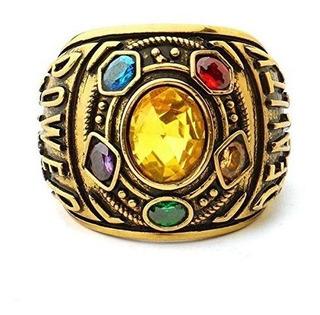 Anillo Gemas Del Infinito Marvel Avengers Vengadores Endgame
