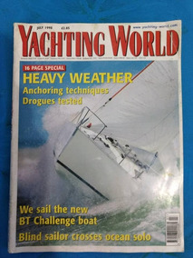 Revistas Vela Colecionador Yachting World E Cruising World