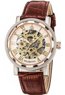 Reloj Gute Steampunk Blink Skeleton Mechanical