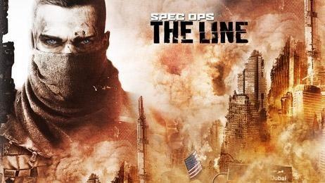 Spec Ops: The Line Jogo Para Ativar Na Steam