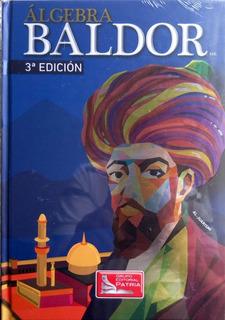 Algebra Baldor Libro Original Envio Gratis Ultima Edicion