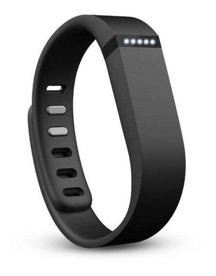 Fitbit Flex Pulsera Plastica De Repuesto Negra Nueva