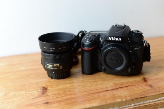 Nikon D7100+35mm 1.8