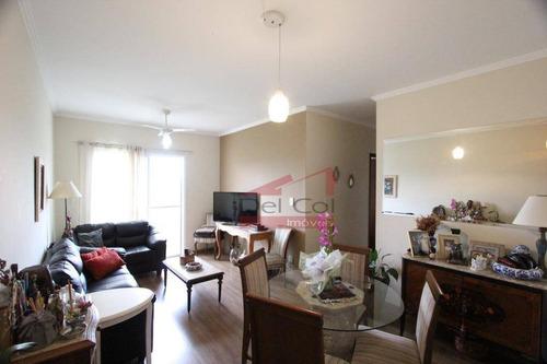 Apartamento Com 3 Dormitórios À Venda, 74 M² Por R$ 360.000 - Residencial Das Ilhas - Bragança Paulista/sp - Ap0154