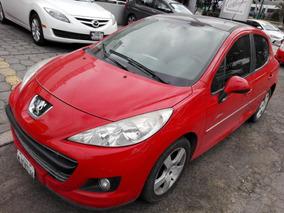 Peugeot 207 2012 5p Feline L4 1.6l 5vel