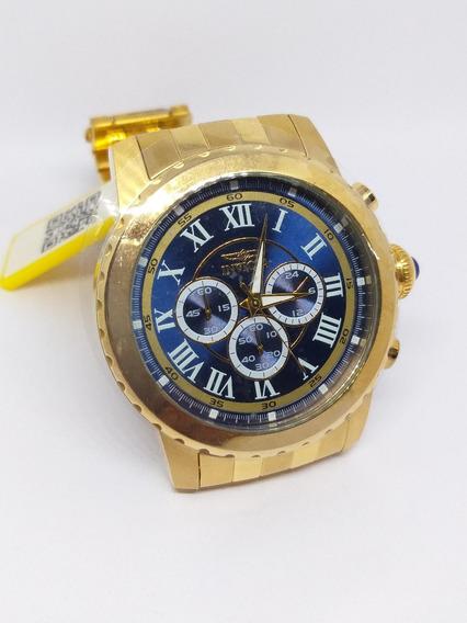Relógio Invicta Specialty Dourado