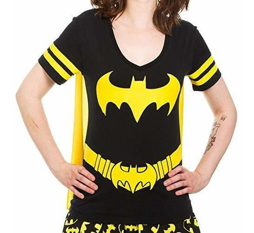 Dc Comics Batman Camiseta De Manga Corta Con Licencia Grafi