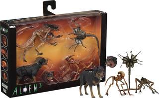 Neca Alien 3 Creature Accessory Pack Figuras Muñeco