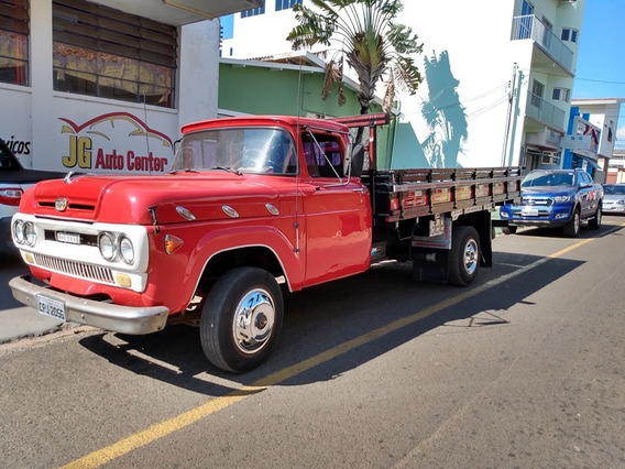 Ford F-350 - 1956