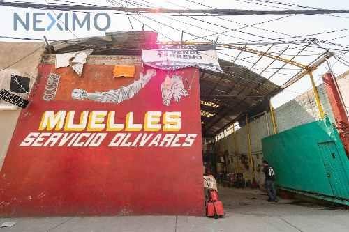 Venta De Terreno-bodega En Venustiano Carranza, Cdmx