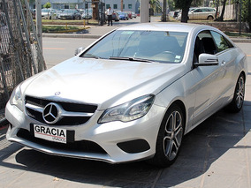 Mercedes Benz Clase E200 Coupe 2016