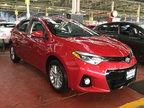 Toyota Corolla S Std 5 Vel Ac 2015