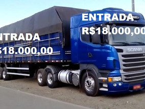 Scânia R 440 Highline Engatado No Ls Ano 2014