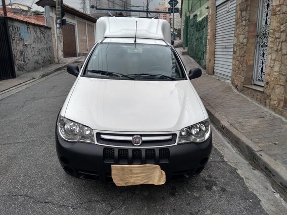 Fiat Strada 1.4 Fire Flex 2p 2012,c/direcao,revisada,e Bau