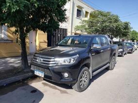 Toyota Hilux 2.8 Cd Srx 177cv 4x4 At 2017