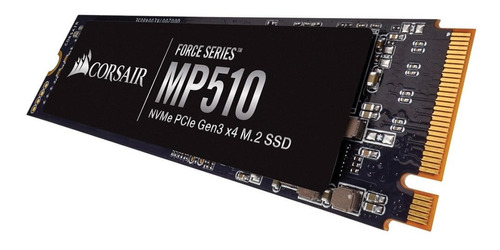 Ssd Corsair Force Mp510 480gb M.2 Nvme, Cssd-f480gbmp510b