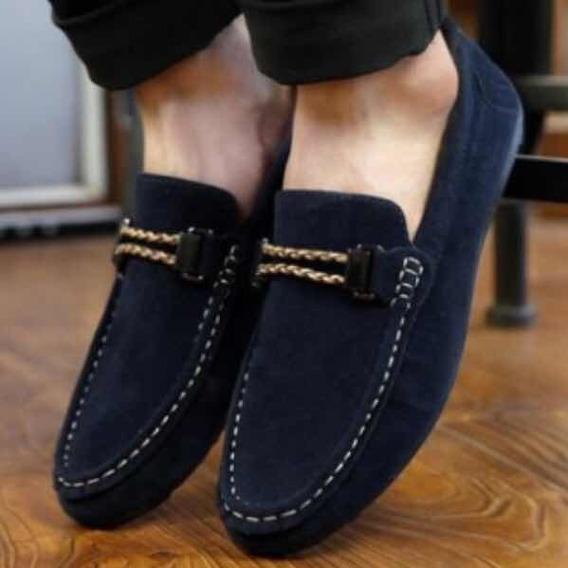 Zapatos Mocasines Importados Excelente Calidad Modelo Actual