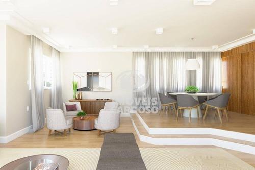 Imagem 1 de 11 de Apartamento Com 3 Dormitórios À Venda, 212 M² Por R$ 2.900.000,00 - Higienópolis - São Paulo/sp - Ap3420