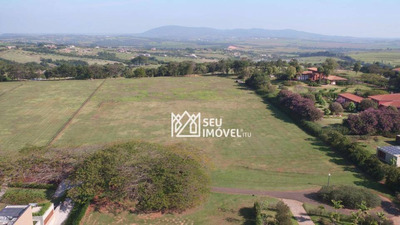 Terreno À Venda, 10621 M² Por R$ 7.435.000 - Condomínio Fazenda Boa Vista - Porto Feliz/sp - Te0853