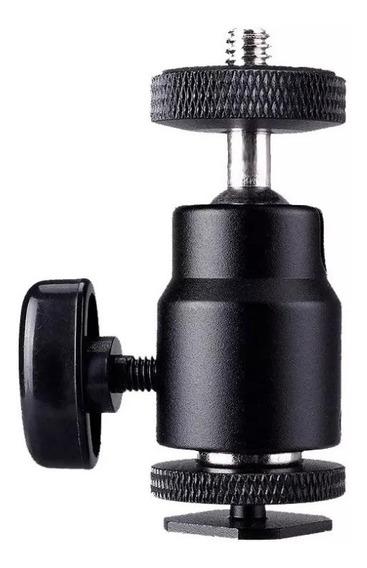 Suporte Neewer Ballhead Cabeça Ring Light Câmera Celular