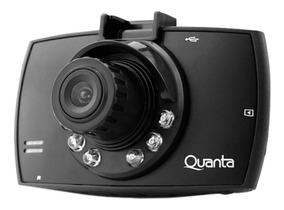 Câmera Automotiva Quanta Qtadv510 Hd Usb/sd + Micro Sd 16gb
