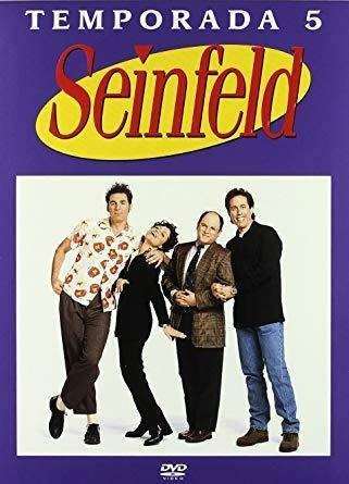 Seinfeld Temporada 5 Dvd Nueva Original Seinfeld Quinta