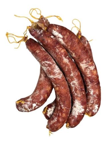 Chorizo O Salame Artesanal De Campo De Uribelarrea