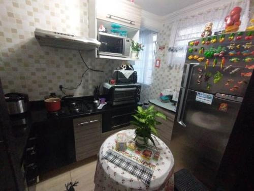 7916   Apartamento No Sabaúna, Com 2 Quartos Em Itanhaém,